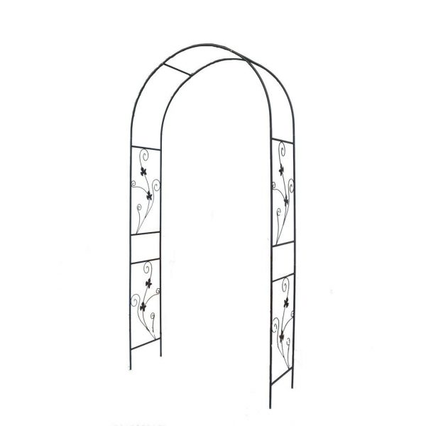 Go Steel Garden Arch 7 5 High X 3 Wide
